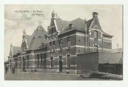 Vilvoorde - Vilvorde  *  La Station - De Statie - La Gare - Vilvoorde