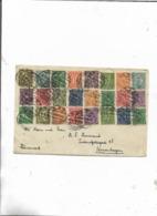 Brief Von Bochum/Ruhrgebiet Nach Kopenhagen/Dänemark! 1923! - Deutschland