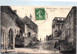 89 DRUYES - Rue De La Rampe - Autres Communes
