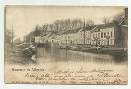 Vilvoorde - Vilvorde  *  Trois-Fontaines  (Nels) (peniche) - Vilvoorde