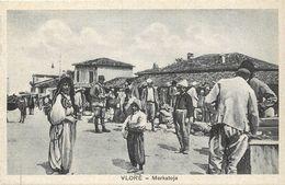 VLORË - Merkatoja. - Albania