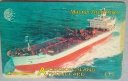 268CASB Maersk Ascension 15 Pounds - Ascension (Insel)