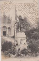 69  Bonnant Environs De Lyon Statue  De Jeanne D'arc - Francia
