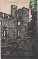 69  Chazay-d'azergues  Ruines Du Chateau  La Tour Du Guet - Francia