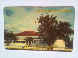 43CASA Administrators Office 10 Pounds - Ascension