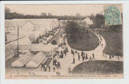 VINCENNES - VAL DE MARNE - EXPOSITION COLONIALE 1907 - CAMPEMENT SAHARIEN PRIS DE LA COUR D'ANNAM - Vincennes
