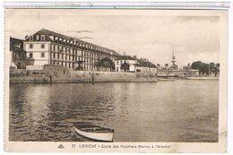 56   LORIENT   ECOLE  DES  FUSILLIERS  MARIN  A  L'ARSENAL           1I472 - Lorient