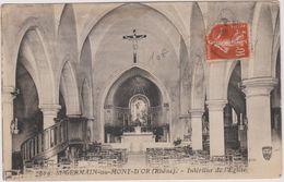 69   Saint Germain  Au Mont D'or Interieur De Leglise - Francia
