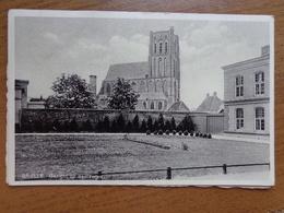 Nederland / Brielle, Gezicht Op Den Toren --> Beschreven - Brielle