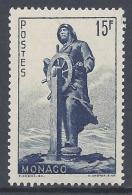 MONACO 1950 Nº 351 - Ongebruikt