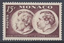 MONACO 1951 Nº 352 - Ongebruikt