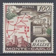 MONACO 1958 Nº 491 - Ongebruikt