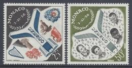 MONACO 1959 Nº 511/512 - Monaco
