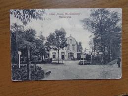 Nederland / Harderwijk, Hotel Oranje Mecklenburg --> Beschreven - Harderwijk