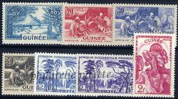 -Guinée  178/84** - Unused Stamps