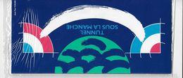Pochette  Tunnel Sous La Manche Sous Film - Emissions Communes