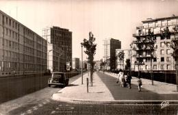76 LE HAVRE BOULEVARD FRANCOIS 1 Er VOITURE TRACTION  CPSM PAS CIRCULEE - Le Havre