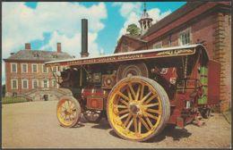 Burrell Showman Traction Engine 'Quo Vadis' - Postcard - Postcards