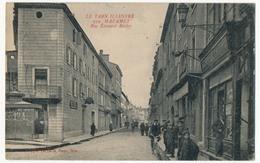 CPA - MAZAMET (Tarn) - Rue Edouard Barbey - Mazamet