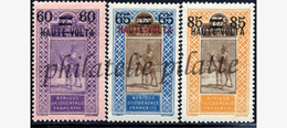 -Haute Volta  21/23** - Unused Stamps