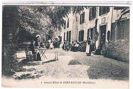 56  GRAND  HOTEL  DE  PORT  NAVALO   +  PERSONNAGES     TBE     1P989 - Francia