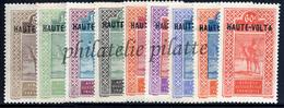 -Haute Volta  24/32** - Unused Stamps
