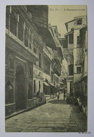 INDIA Banaras Street View, Post Card By Saeed Brothers. - India