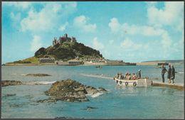 St Michael's Mount, Cornwall, C.1970s - Jarrold Postcard - St Michael's Mount