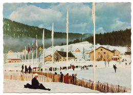 Isère - AUTRANS - Départ Du Stade De Ski De Fond - Cpsm - France