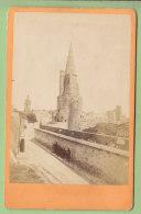 LA ROCHELLE : CDV,  Tour De La Lanterne Vers 1870. 2 Scans. - Ancianas (antes De 1900)