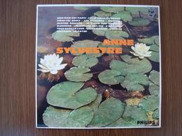 33 Tours: ANNE SYLVESTRE - MON MARI EST PARTI + 12 - Philips 844.851 BY (1961) - Vinyles