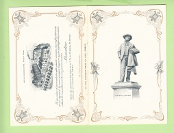 MAILLANE - Publicité LIQUEUR Du FELIBRIGE , 25  09 1888 - Distillerie BROQUIS - Frédéric MISTRAL - Lire Descriptif - Non Classés