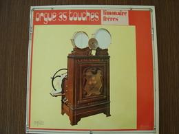 33 Tours: Orgue 35 Touches LIMONAIRE FRERES Orphée 676 - 1 - Instrumental