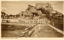 003510 Mont Orgueil Castle, Jersey 1949 - Jersey