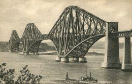 003511 The Forth Bridge Near Edinburgh - Midlothian/ Edinburgh