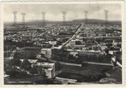 TRAPANI - Panorama  (1933) - Vera Fotografia - Trapani