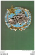 INSIGNE      332 ° C.G.D.I DU 31 ° RGT GENIE -- OPEX - BOSNIE -- MATRICULE - Armée De Terre
