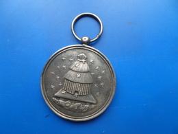 Medaille De Secours Mutuel Argent  , Medaille , Medaille Argent - Professionnels / De Société