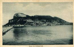 003518 Penon De Gibraltar - Ver. Königreich