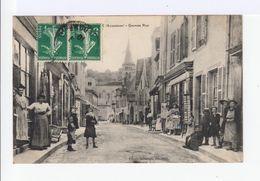 Combronde. Auvergne. Grande Rue. Magasin De Cartes Postales, Enfants. (2658) - Combronde
