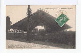 Distillerie Agricole De Barbery. Oise. Vue Extérieure. (2659) - Agriculture