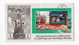 GUYANA- 500° Anniversaire De La Découverte Par Christophe Colomb - Christopher Columbus