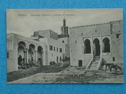 TANGER- Alcazaba Tesorerio Y Cuerpo De Quardia - Tanger