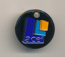 ACEF - Trolley Token/Shopping Trolley Chip