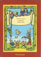 SNEEUWWITJE EN HET TOVERBED - WIM SCHAMP  SPROOKJE - Livres, BD, Revues
