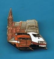1 PIN'S //   ** TGV ** . (Albatros) - TGV