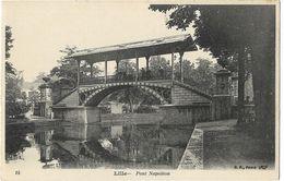 Lille - Pont Napoléon - Lille