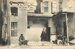 PIE-R-18-1301 : DAMAS. MAISON D'ANANIAS - Syria