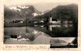 Gruss Aus Walchsee In Tirol - 2 Bilder * 1903 - Österreich