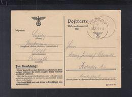 Dt. Reich Wehrmachtsmanöver 1937 PK Gelaufen - Briefe U. Dokumente